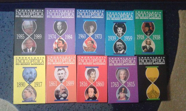 Enciclopédia cronológica