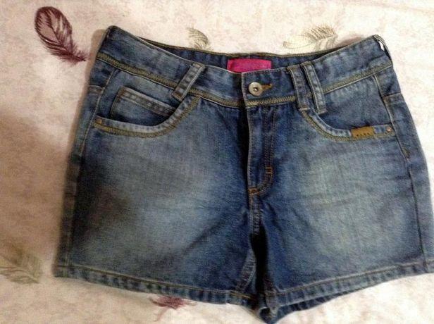 Джинсовые шорты Marks & Spencer 10 - 11 лет