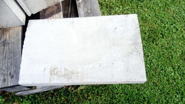 Daszki betonowe Piaskowe -  typ CPB