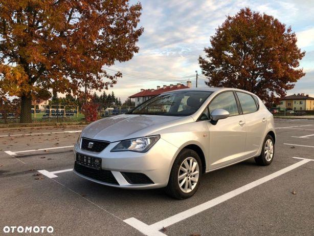Seat Ibiza Ibiza 1.2 MPi 2015r ITech 60 tys przebiegu