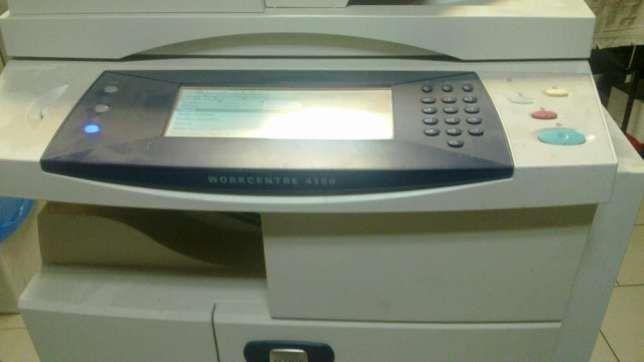 Копир Xerox WorkCentre 4150