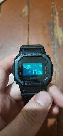 Casio G-Shock DW-5600BB-1ER 100% Оригинал