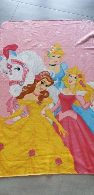 Koc księżniczki 150 x 100