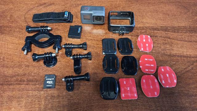 kamera sportowa GoPro Hero 5 black - Okazja, Szybka Sprzedaż!