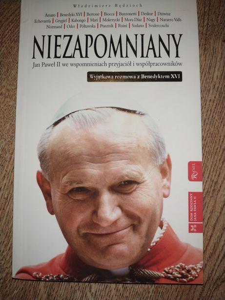 Niezapomniany Jan Paweł II Włodzimierz Rędzioch