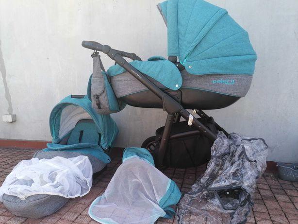 Wózek Adamex Pajero 2w1