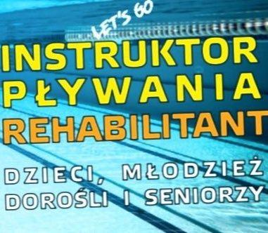Nauka pływania Instruktor trener rehabilitacja w wodzie terapia