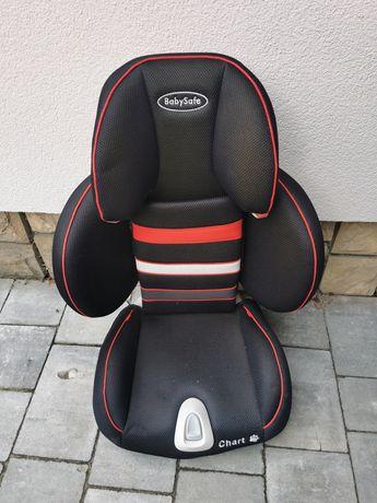 Fotelik samochodowy baby safe chart składany 15-36 kg