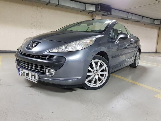 Peugeot 207CC /Benzyna/Serwisowany