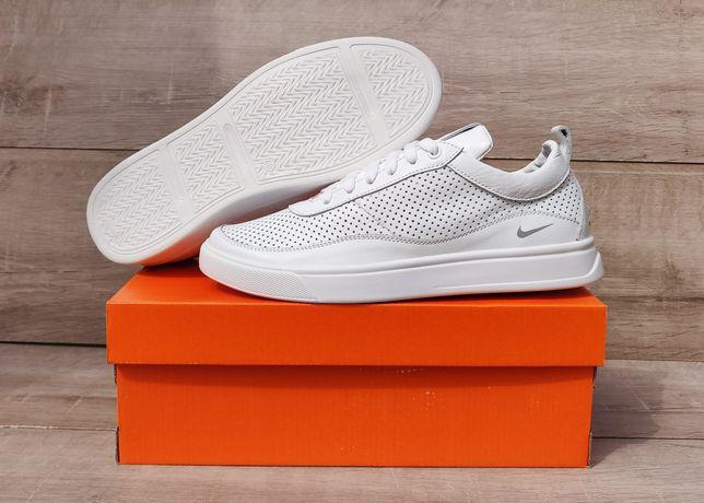 Мужские кроссовки Nike Air Max ПЕРФОРАЦИЯ Adidas. Натуральная кожа