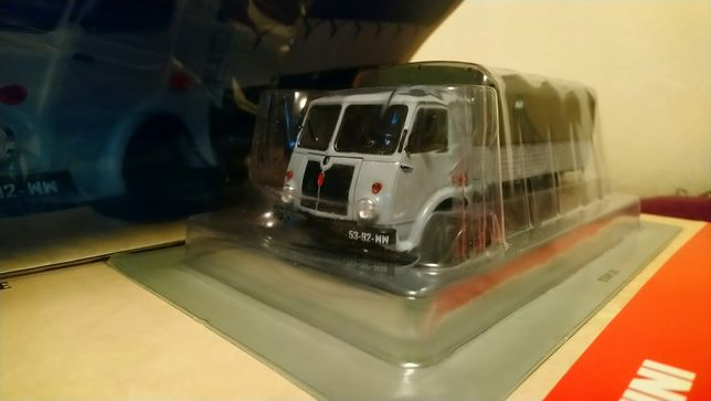 Kultowe ciężarówki Star 25 model 1:43