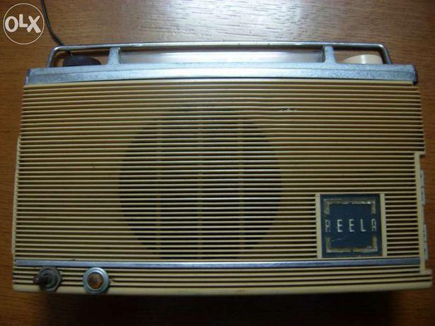 Rádio REELA muito antigo