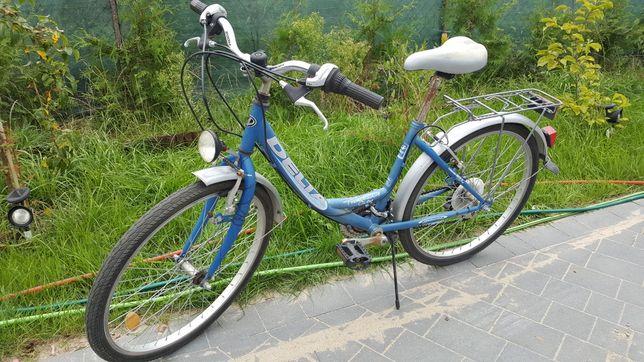 """Rower górski  dla dziecka 24"""" SHIMANO"""