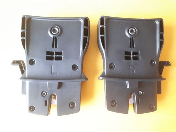 Adaptery podwyższające X-Lander X-Pram i X-Pulse