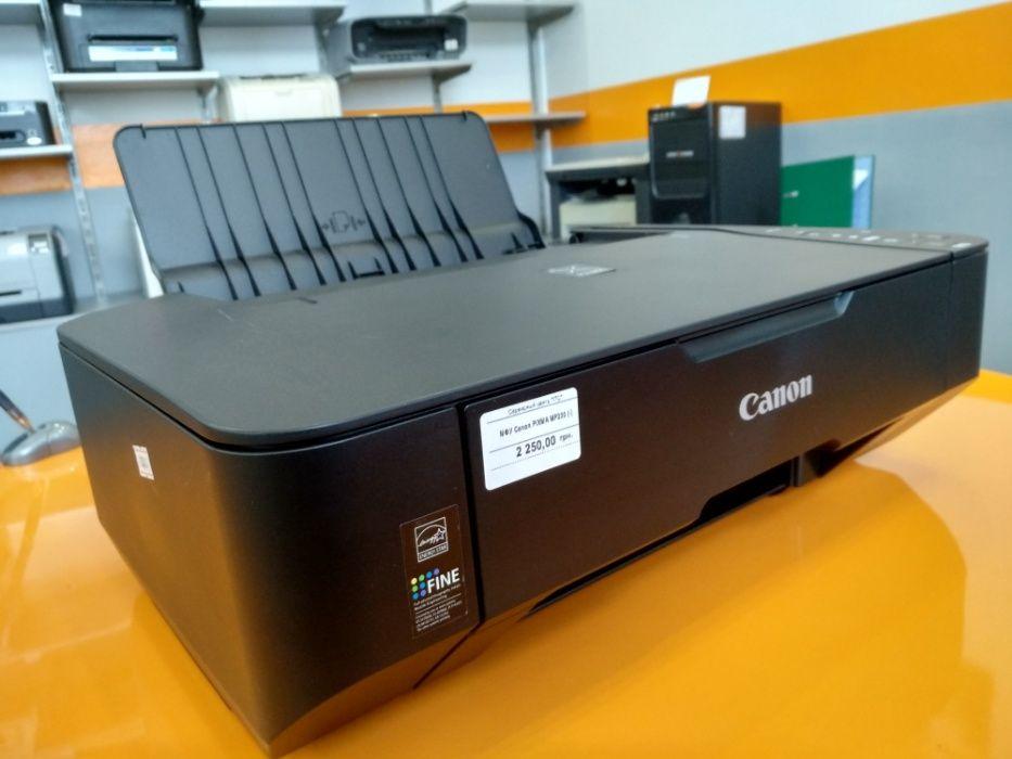 Многофункциональный принтер МФУ Canon PIXMA MP230 (ГАРАНТИЯ)