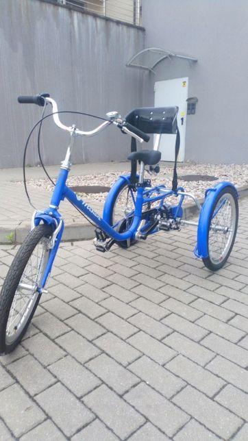 rower trójkołowy rehabilitacyjny 2019r