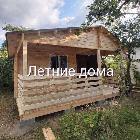 Строим деревянные дома по каркасной технологии