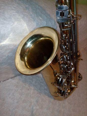 saksofon tenorowy Borgani Vintage - w pięknym stanie