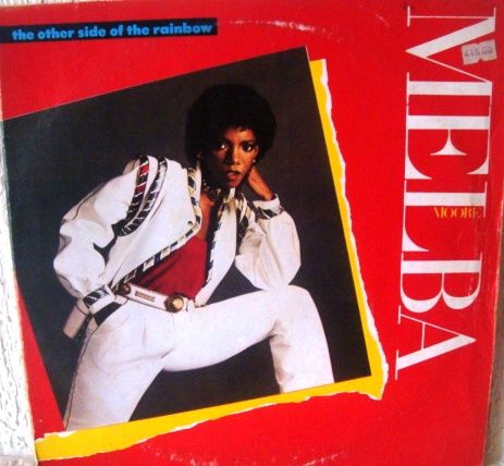 Musica Vinil Melba Moore The Other Side Of The Rainbow de 1982