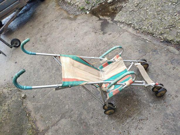 Детская коляска ссср