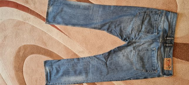 Spodnie Diesel Zatiny Jeans