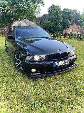 BMW E39 2.8 LPG 193 km