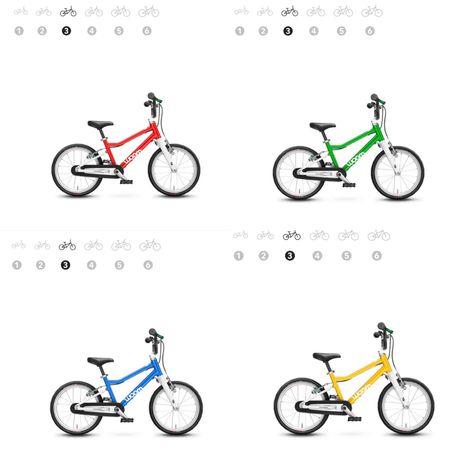 Rower Woom 3 kolory gwarancja nowy model 2021