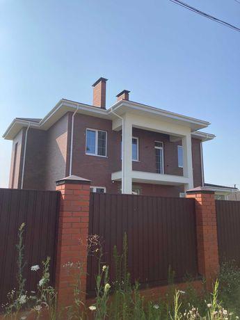 Продам готовый роскошный дом, М. Александровка - 300 м под чистовую.