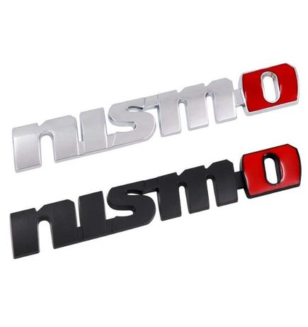 Emblema Nissan Nismo