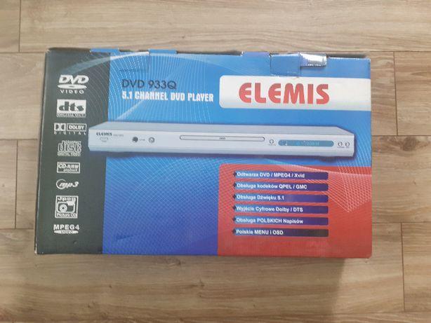 odtwarzacz DVD ELEMIS 933Q NOWY