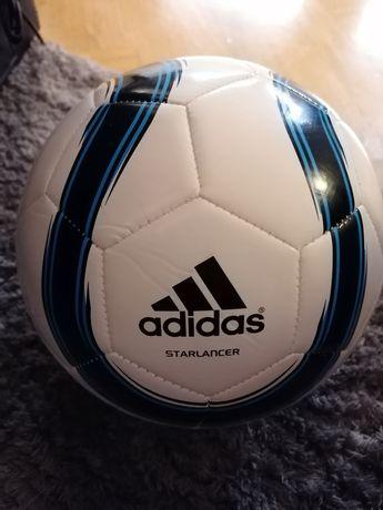 Nowa Piłka Adidas Starlancer rozm. 5 Piłka nożna V42305 Trening W-Wa