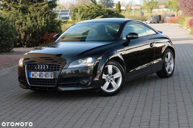 Audi TT 2007R 2.0 TFSI 200KM BWA! Skóra Navi Xenon Alu! Bardzo Ładna! Zadbana!