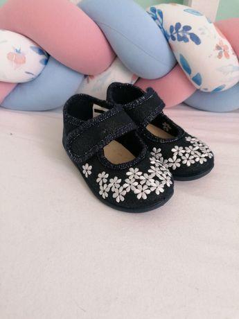 Buty balerinki dla dziewczynki rozm. 21