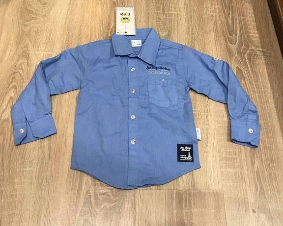 Рубашка 92р