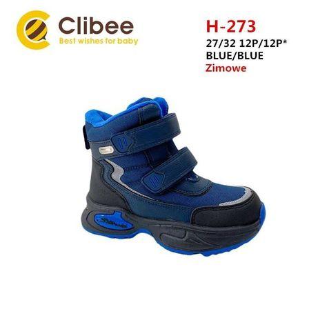 Ботинки зимние для мальчиков тм Clibee, Weestep, размеры 26 - 37