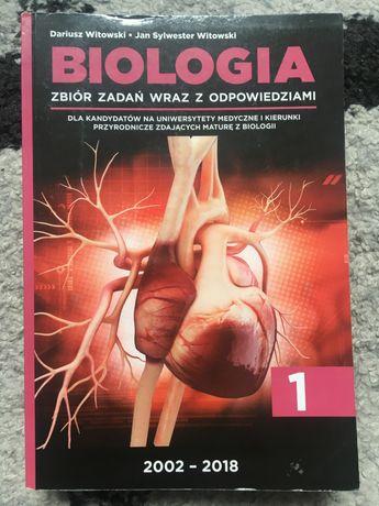 Zbiór zadań z biologii Witowski