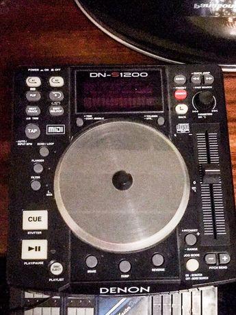 Denon DN-S1200 DJ проигрыватель