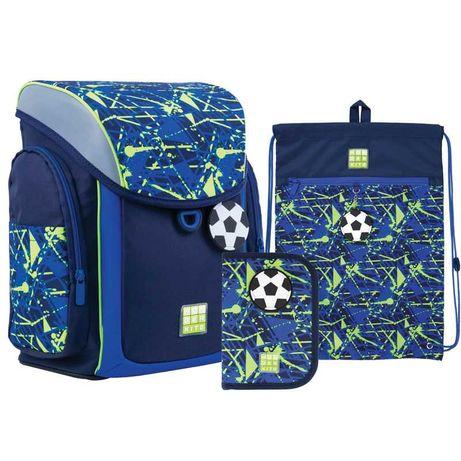 Школьный набор рюкзак + пенал + сумка Wonder Kite Goal WK21-583S-2