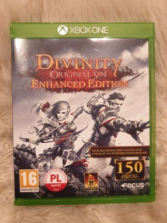 Divinity origin sin gra xbox one pl polskie napisy