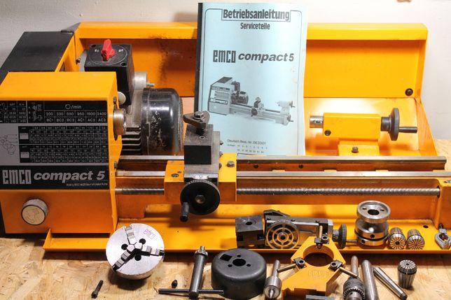 Tokarka Emco Compact 5