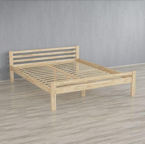 """Ліжко """"Здоровий сон"""", 200х160, матеріал сосна, кровать"""
