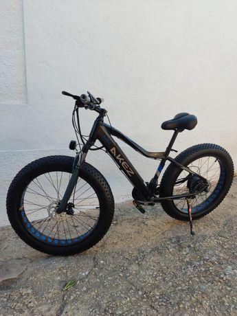 Bicicleta Elétrica Akez
