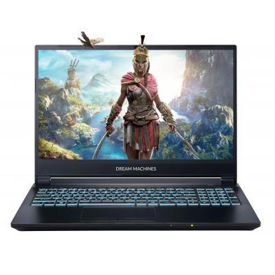 Нульцевый ноутбук Dream Machines G1650Ti-15