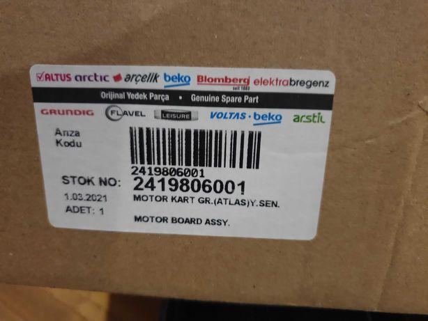 Placa motor nova de  Máquina roupa Beko