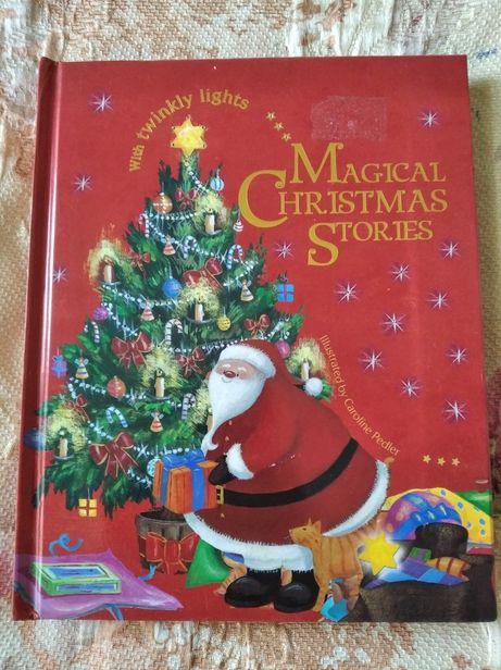 Magical Christmas stories книга на английском для детей рождество