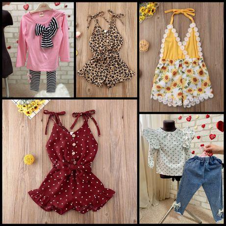 Одяг дитячий детская одежда опт оптом