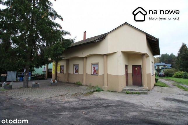 Lokal użytkowy 150 mkw blisko Międzyrzec Podlaski