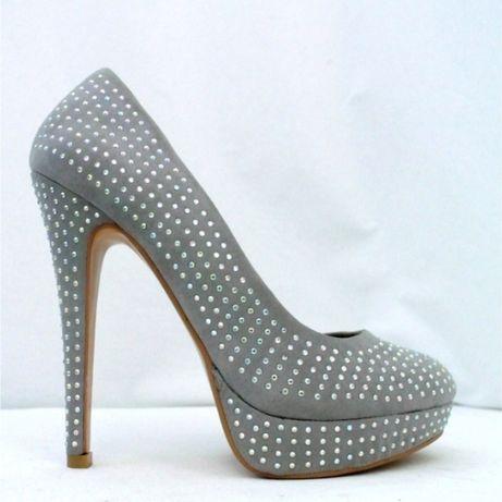 Шикарные туфли Atmosphere кристаллы Сваровски