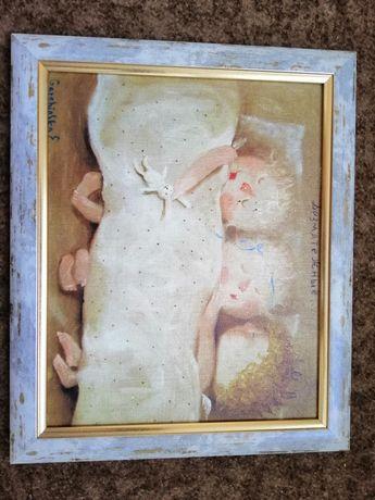 Картина Гапчинської (принт на холсті)
