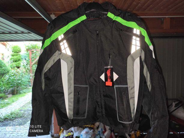 Kurtka Motocyklowa Tekstylna Marki L&J RYPARD 3XL